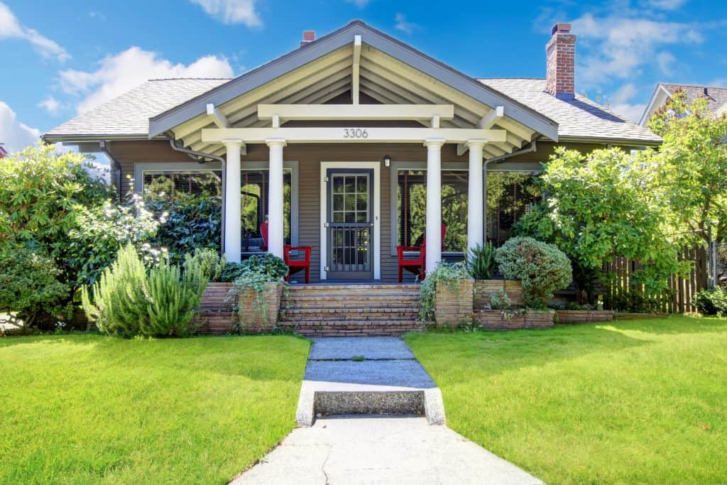 Junius Heights Craftsman